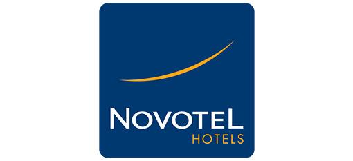 Logo Novotel Hotels
